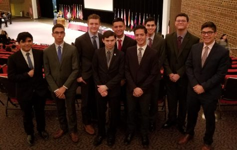Model UN club examines international issues