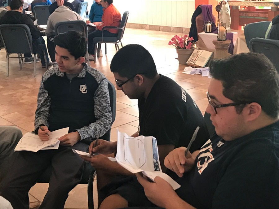 Senior retreats grow community and commitment