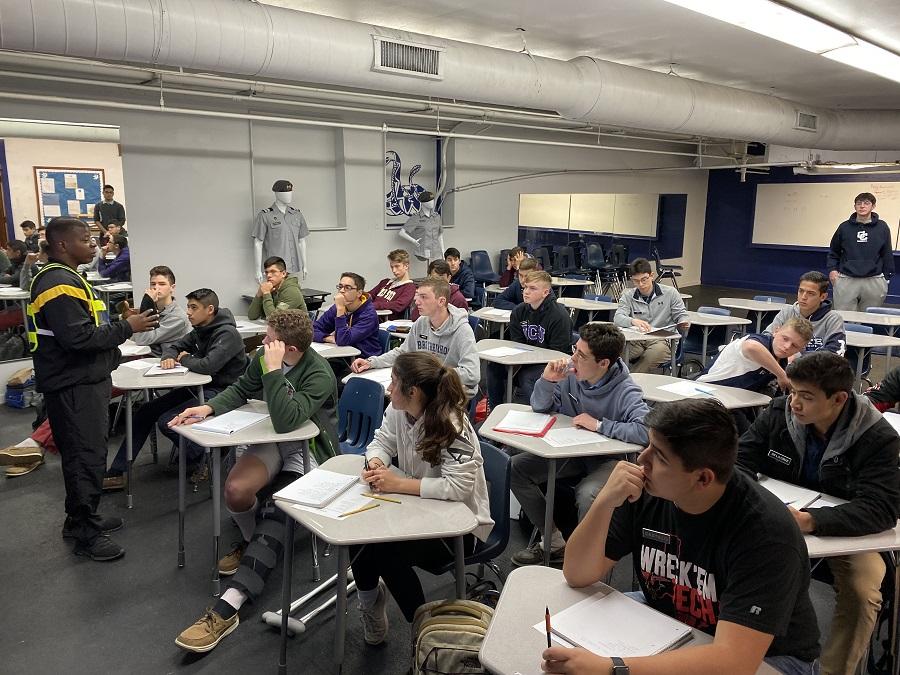 JROTC cadets train for excellence through OCS