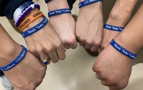 """Seby"" wristbands to drive new scholarship fund"