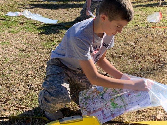 Orienteering earns 10 medals at Cooper Lake