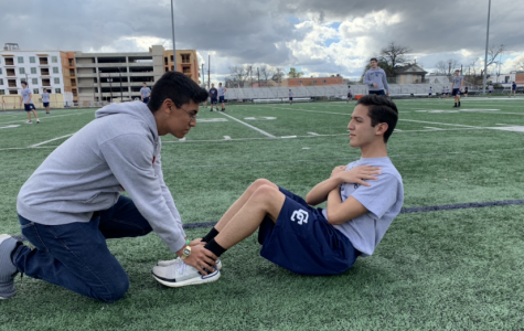 Cadet Challenge tests JROTC physical fitness