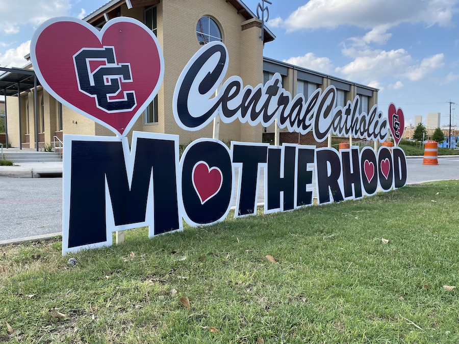 Central hosts historic Mother-Son celebration