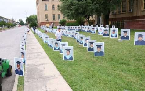 Faculty celebrates Seniors of class of 2020