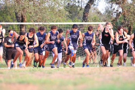 CC XC is running into start of a great season
