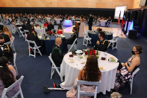 CCHS JROTC celebrates 90th Military Ball