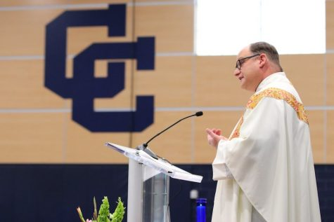 Fr. Sean receives new opportunity