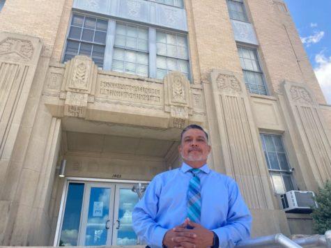 Dr. Hernandez takes on huge role